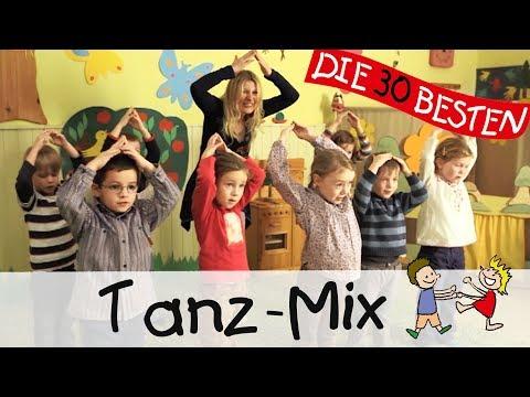 Kinderlieder Tanz-Mix ||  - Singen, Tanzen und Bewegen || Kinderlieder