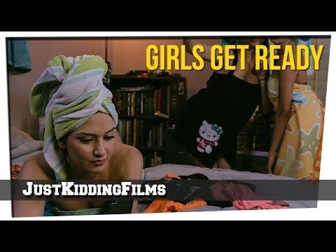Girls Get Ready