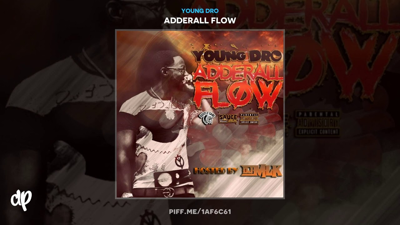Young Dro - 31 Days Freestyle [Adderall Flow] - DatPiff