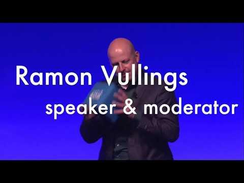 Ramon Vullings - 1 minute - speaker & moderator - showreel