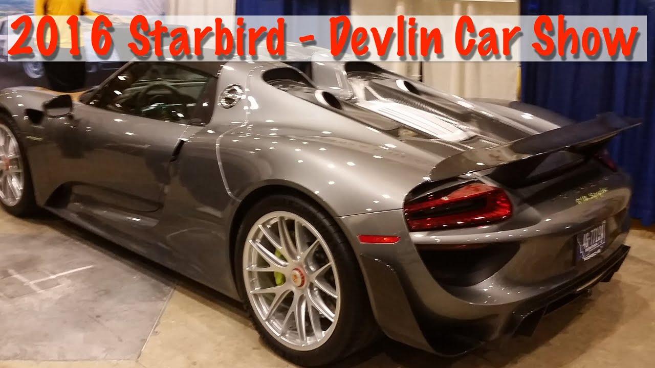 Starbird Devlin Rod And Custom Car Show YouTube - Starbird car show wichita