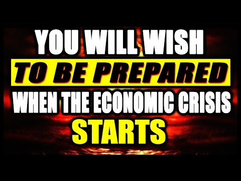 JAMES WESLEY RAWLES  |  You Will Wish to be Prepared When the Economic Crisis Starts