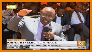 ODM unveils its campaign strategy team for Kibra by-election.