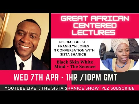 Franklyn Jones in Conversation with Sista Shanice