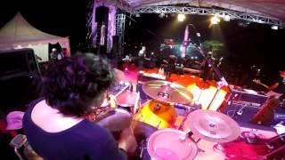 Video Pee Wee Gaskins live at Medan (drum cam) download MP3, 3GP, MP4, WEBM, AVI, FLV Agustus 2017