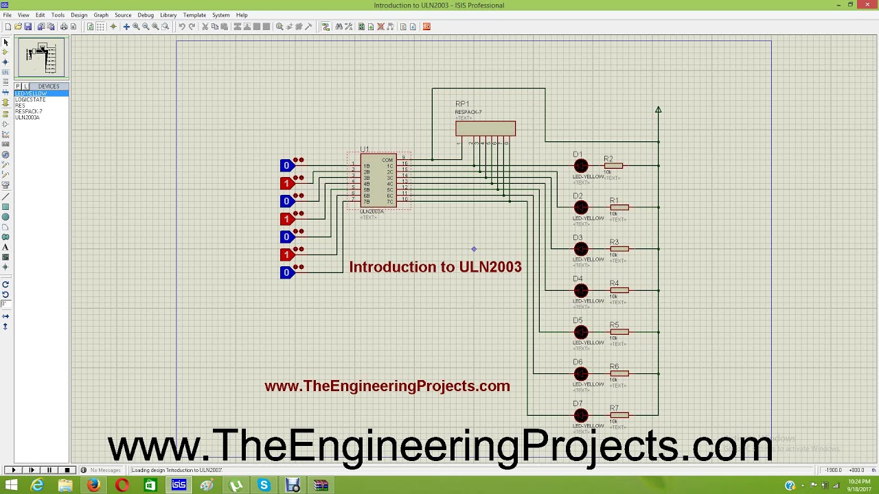 Introduction to ULN2003 - The Engineering Projects