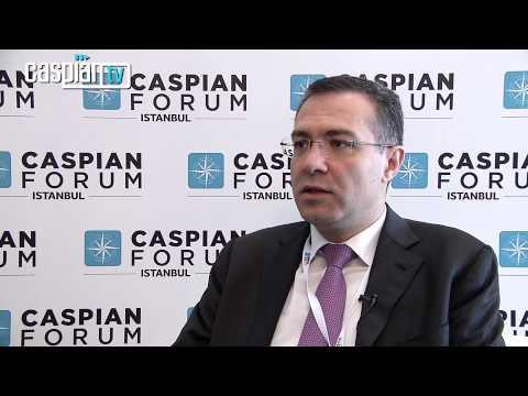 Shahmar Movsumov - Caspian Forum 2013