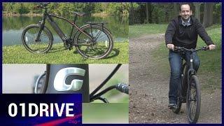 On a testé le Gitane B21, le vélo électrique taillé pour la ville