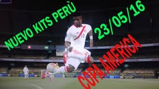 PES 2016 Pc Kits Peru 2016 (EDITOR INTERNO) LUNES 23/05/16