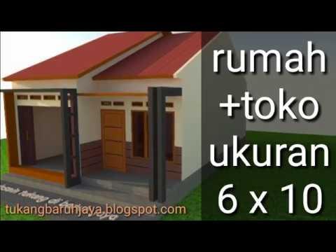 Rumah Toko Minimalis Sederhana Youtube