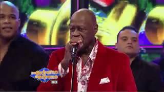 La Rubia - Johnny Ventura en De Extremo a Extremo 2018
