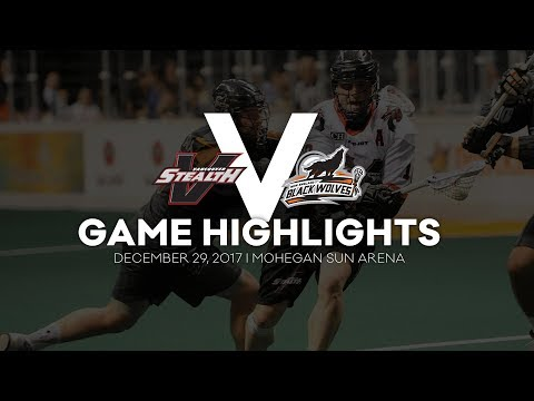 HIGHLIGHTS: Vancouver Stealth @ New England Black Wolves - Week 4