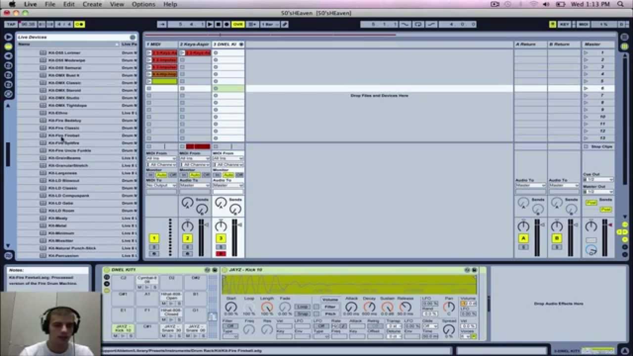 Beat Production