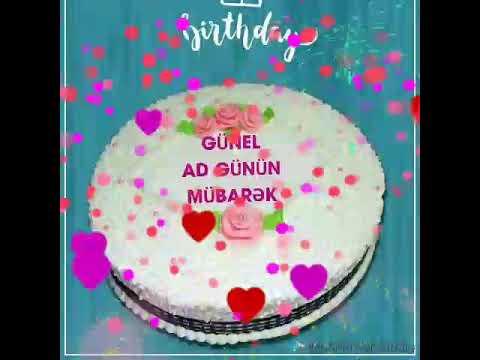 İyi ki doğdun GÜNAY- İsme Özel Doğum Günü Şarkısı (FULL VERSİYON)