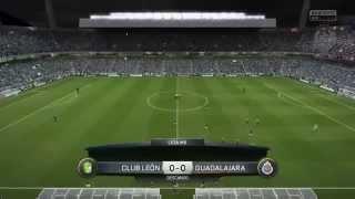 León vs Guadalajara (jornada 13)