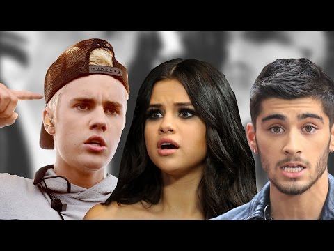 Justin Bieber Accuses Selena Gomez Of Cheating With Zayn Malik?! | Hollywire