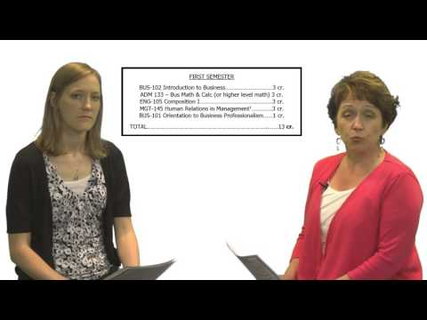 Business Administration Management AAS Online Degree
