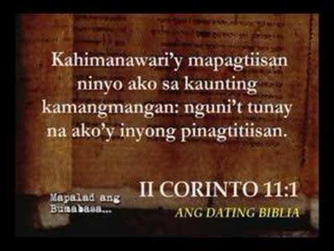 1 corinto 11 ang dating biblia 8
