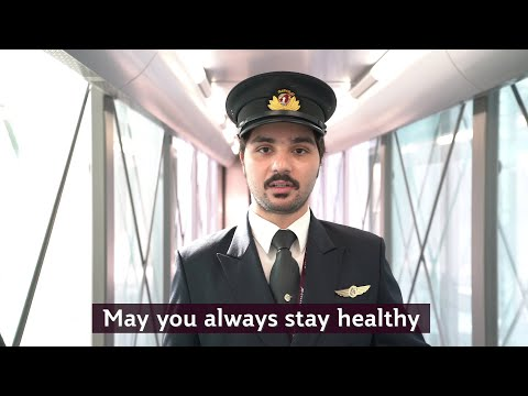 Happy International Nurses Day from all of us at #QatarAirways