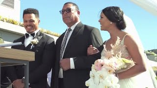 Wasps Champ Juan de Jongh gets married in Stellenbosch, South Africa | Top Billing YouTube Videos