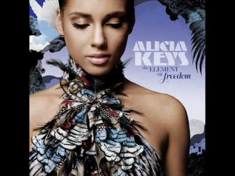 Alicia Keys  Try Sleeping With A Broken Heart