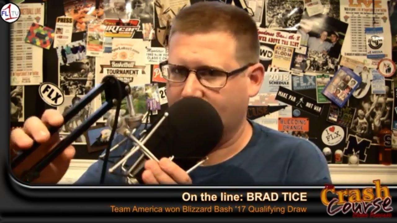 Tice, Clemens, Frerichs on Blizzard Bash '18 ..::.. Crash Course Podcast #241