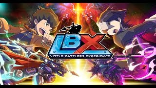 Lets Play LBX Little Battlers Experience Part 3 Stopping a Assassination!