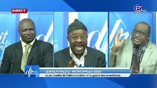 DROIT DE RÉPONSE DU 24/11/2019 (Législatives et Municipales 2020/Cise Anglophone/Cemac) EQUINOXE TV
