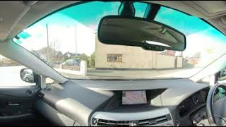 360° All Round Interior View of a 2010 Lexus RX 450h 3.5 SE-I Station Wagon CVT 5dr ML10CSO