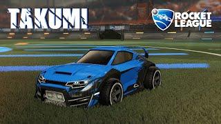 Takumi | Neo Tokyo | Car Preview | Rocket League