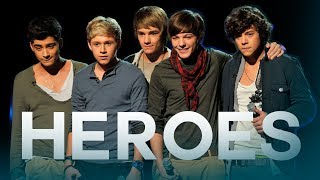 7th Anniversary Of One Direction, Our Heroes.