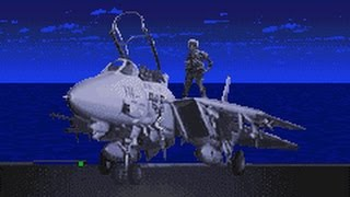 【GBA】 F24: Stealth Fighter (Game Boy Advance - Ending - Credits - Staff - 2007)