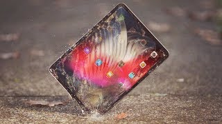 iPad Pro 2018 Drop Test! You're Gonna Want a Case With This One...