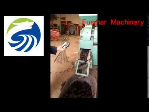 Charcoal Powder Press Machine