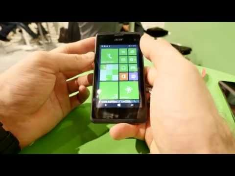 Acer Liquid M220 im Hands On [4K Deutsch]
