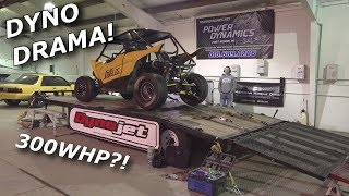 Download Turbo YXZ goes HARD on the dyno! Can it make 300whp? Mp3 and Videos