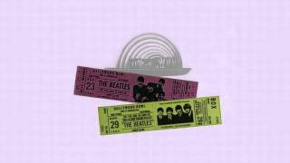 HOLLYWOOD BOWL Concert August 29 1965 THE BEATLES