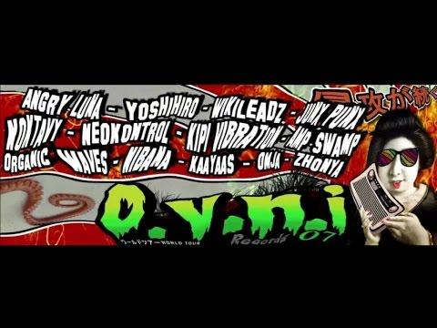 Ovni Records - O.V.N.I 07 Japan Tour Teaser (Out Now CD & Digital)