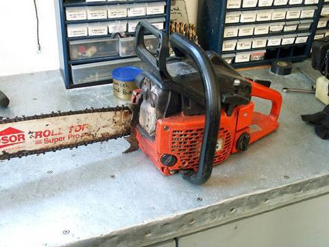 diagnosis teardown of dolmar ps540 chainsaw youtube rh youtube com Sachs Dolmar 143 Sachs Dolmar Parts Lookup