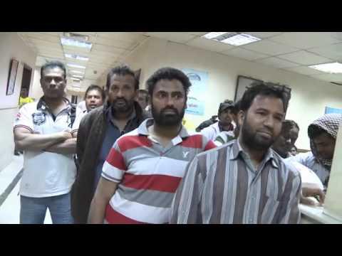 Security Crackdown in Kuwait on illegal expats - Dauer: 9 Minuten, 5 Sekunden