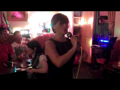 Curly Cols Karaoke Music Show - Presents - Di - Great Pretender.MP4