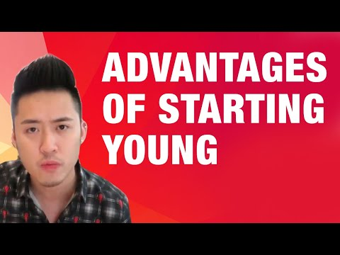 Bryan Loo, Founder and CEO, Chatime, Malaysia: Advantages Of Starting Young | Wadhwani Foundation