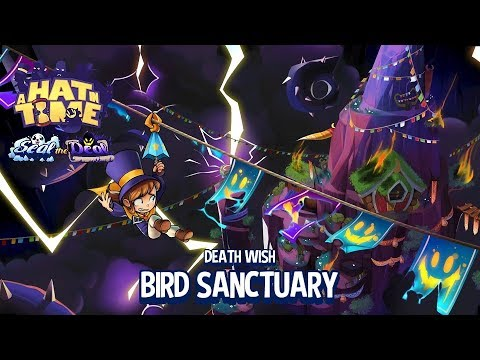 A Hat in Time [Death Wish] - Bird Sanctuary, Mafia objective