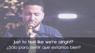Scared To Be Lonely   Boyce Avenue Acustic Cover (Lyrics and Sub -Español)
