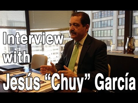 "Interview with Jesús ""Chuy"" García"