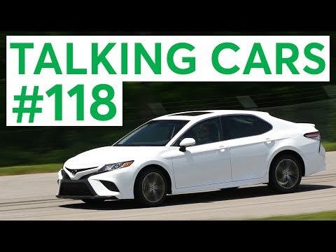 Viewer Q&A and 2018 Toyota Camry | Talking Cars with Consumer Reports #118