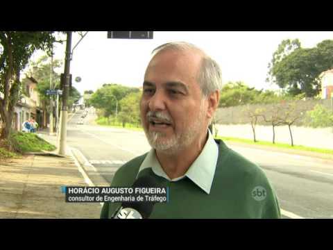 SBT Brasil (30/06/16) Novo aplicativo de mototáxi começa a funcionar em São Paulo
