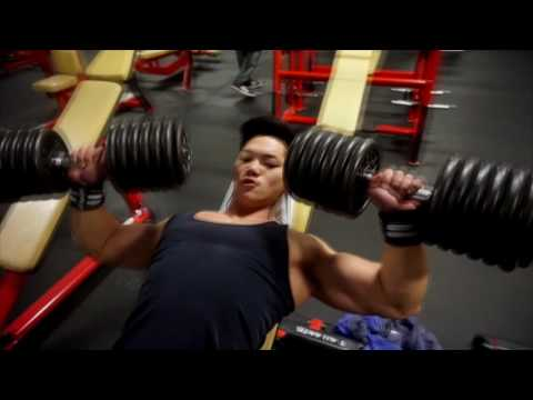 Chest & Tris with Rechie Wong | Team Atlas Coach James Ayotte