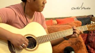 When I Met You Fingerstyle Cover by John U