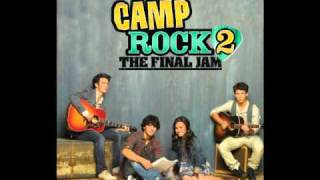 03. Cant back down -Camp Rock 2 Soundtrack